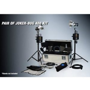 400W Pair Kit – Two Cases