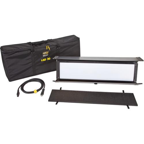 Diva-Lite 30 LED DMX Kit w/ Soft Case, Univ 120U