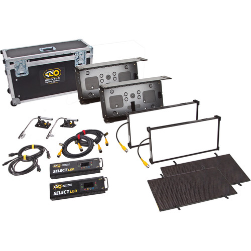Interview/FS 21 LED DMX Kit (2-Unit), Univ 120U
