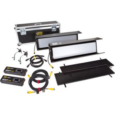 Gaffer 30 LED DMX Kit (2-Unit), Univ 120U