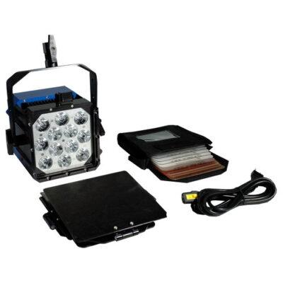 Gold Mount (AB / Anton Bauer) battery adaptor plate for Nila Varsa LED