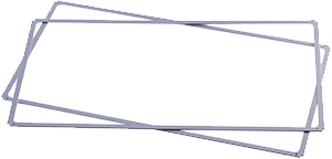 Creamsource Gel-Frame (Empty)