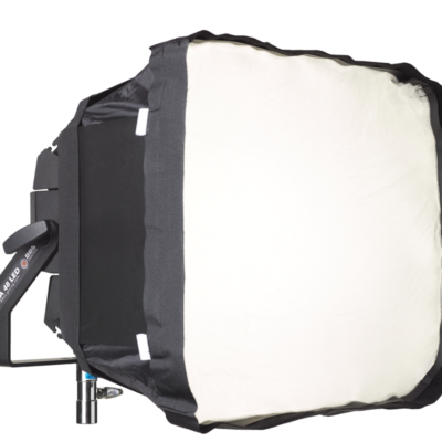 AREA 48 LED 5' Octagonal DoPchoice Soft Box, foil lined, with mounting plate for one Area 48, with diffusion, soft pad and bag