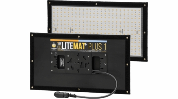 LiteGear LiteMat Plus 1 Hybrid LED Light Kit Gold Mount