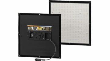 LiteGear LiteMat Plus 2 Hybrid LED Light Kit Gold Mount