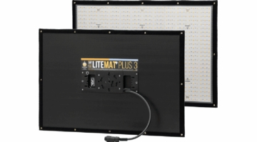 LiteGear LiteMat Plus 3 Hybrid LED Light Kit V-Mount