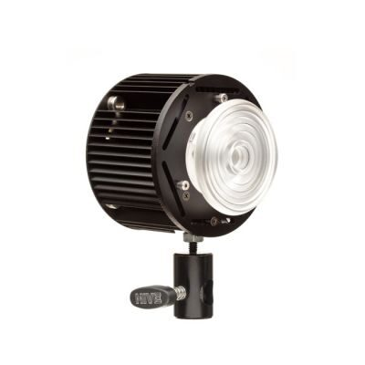Hive Lighting Bumble Bee 25-C Clip-On Fresnel Omni-Color LED Light with Power Supply