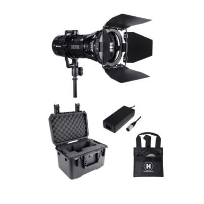 Hive Lighting Wasp 100-C LED Spot 1 Light Kit with Lens Set & Case (Custom Foam)