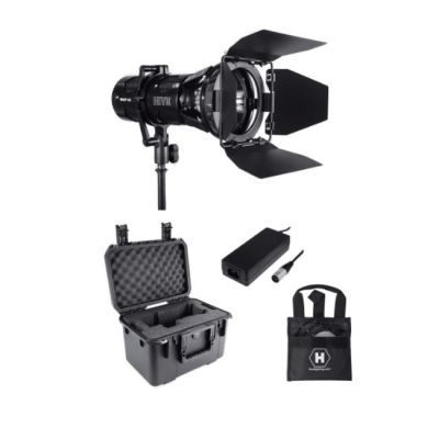 Hive Lighting Wasp 100-C LED Spot1 Light Kit with Lens Set & Case (Custom Foam)