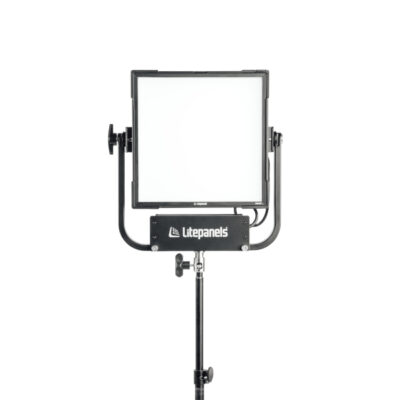 Gemini 1x1 Soft RGBWW LED Panel (Standard Yoke, EU Power Cable)